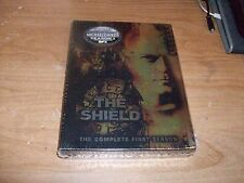 The Shield: The Complete First Season 1 (DVD, 2002, 3-Disc Set) FX TV Show NEW