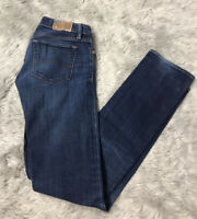 Denim & Supply Ralph Lauren Medium Wash Straight Leg Jeans Women's 27W 34L