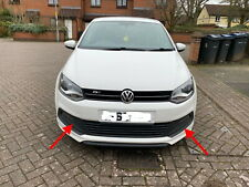 VW POLO R LINE ORIGINAL GENUINE FOGLIGHT GRILLE LEFT or RIGHT 2011- 2017 6R 6C