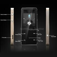 Metal Bluetooth Loseless 8GB Touch Screen HiFi Bluetooth MP3 Music Player K0I7