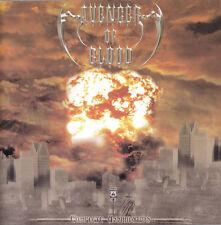 Avenger of Blood - Complete Annihilation - CD Album