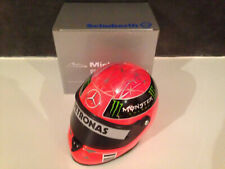 Casque Helmet Schumacher F1 Mercedes 2011 Schubert 1/2