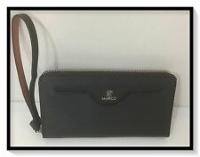 Mimco PHENOMENA L WALLET CLUCTH PURSE BNWT BLACK RRP$249