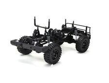 USA HG P402 1/10 RC Car Kit Without Electronic Parts Drive crawler Car Roller