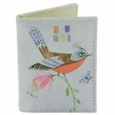 Travelcard Holder -Water Colour Birds, Santoro's Once Upon a Time Collection