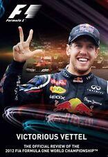C21 BRAND NEW SEALED F1 Victorious Vettel 2012 Formula One World Championship