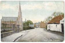 LISCARD Mill Lane, Postally Used Postcard 1905