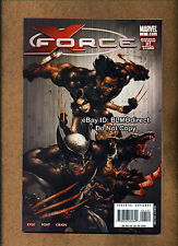 2008 X-Force #1 VF/NM Bloody Variant Wolverine First Print Death