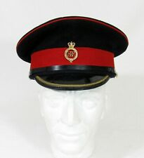 Blues and Royals Household Cavalry Trooper Dress Forage Cap; 1970's-1980's; 57cm