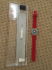 Swatch Ladies LK144 Chesa Veglia Collectible Analog Watch BRAND NEW