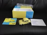 Corgi Vanguards VA05808  Morris Minor 1000 Highway Yellow 1/43 Scale model car