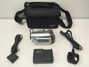 Panasonic NV-GS27EB Mini DV Camcorder, Digital Video Tape Camera with Case