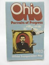 "1982 Ohio MAP Portraits of Progress - approx 33.5"" x 30"" Gov James Rhodes"