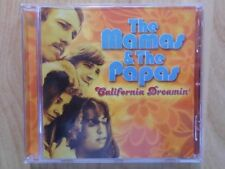 THE MAMAS AND THE PAPAS CD: CALIFORNIA DREAMIN' (Polydor 112 621-2)