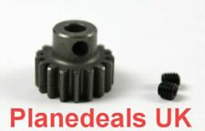 20T Steel Pinion Gear Mod1  Hardened steel 5mm bore 20 tooth nitrided M1