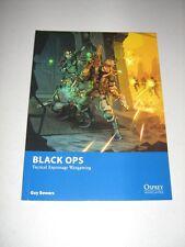 Black Ops - Tactical Espionage Wargaming (New)