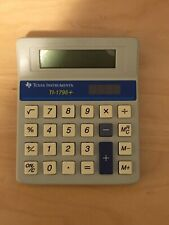Texas Instruments Ti-1795+ Calculator Solar Pocket