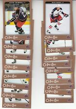 06/07 OPC Columbus Blue Jackets Team Set with Rookies and Inserts - Nash +