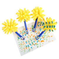 Sponge Painting Brush Seal Kids Painting Graffiti Drawing Educational Toys Wn
