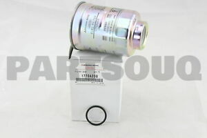 1770A208 Genuine Mitsubishi FUEL FILTER
