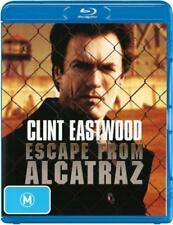 Escape From Alcatraz - Clint Eastwood Blu-ray Region B New! *