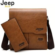 Men shoulder Bag Business Jeep Buluo