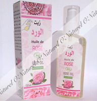 Huile de Rose BIO SPRAY 100% Pure & Naturelle 120ml Rose Oil, Aceite de Rosa