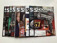 Shooting Illustrated Magazine Year 2020 January - October Lot Of 9 Magazines