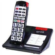 Serene Innovations Cl30 Dect Cordless Phone - Cordless - 1 X Phone Line -