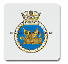 HMS VIGILANT GLASS KITCHEN CHOPPING BOARD