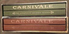 Carnivàle - Temporadas 1 y 2 (Serie completa) - Digipak con funda DVD CARNIVALE