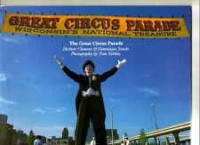 The Great Circus Parade Book Herbert Clement & Dominique Jando