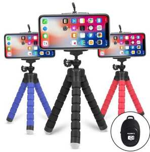 Octopus Tripod WITH remote for cell phones and GoPro Camera