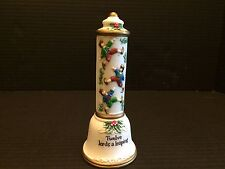 1992 Breckenridge Porcelain 12 Days Of Christmas 12 Lords A Leaping