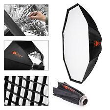 120cm Octabox & Grid | Bowens Mount | LuxLight® | Popup Umbrella Softbox Octobox