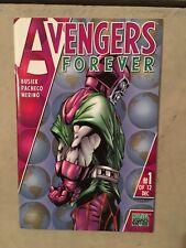 Avengers Forever #1 Variant Marvel Comic Book HTF