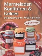 Innerhofer: Marmeladen, Konfitüren und Gelees  (Rezept-Buch/Rezepte/Handbuch)