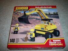 Brand New! Best-Lock Building Blocks: Construction Lot Set!