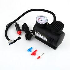 Portátil 12v Auto coche eléctrico Compresor de aire neumático infaltor Bomba 300 Psi ft