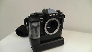 Minolta 9000 AF Spiegelreflexkamera, 35mm Winder Motor