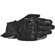 ALPINESTARS GPX Leather Motorcycle Gloves (Black) L (Large)
