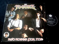 THE POGUES/RED ROSES FOR ME/STIFF REC/FRENCH PRESS