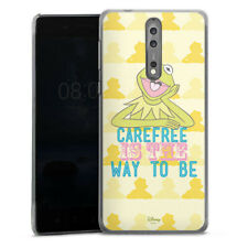 Nokia 8 Handyhülle Case Hülle - Muppets Carefree is the way to be