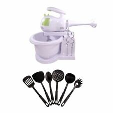 SHG-903 Stand Mixer with Plastic Utensils