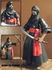 INDIANA JONES CAIRO SWORDSMAN RAIDERS OF THE LOST ARK MOVIE FIGURE 3 3/4 INCH