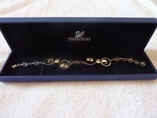 Swarovski Rhodium Plated Beads Bracelet 869824
