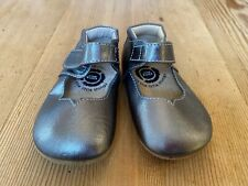 Livie And Luca Astrid Pewter 6-12m New