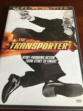 The Transporter (DVD, 2003, Special Edition)