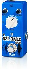 Xvive V15 Tone Shaper - 2band EQ Effects Pedal - Great Stocking Stuffer!
