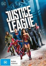 Justice League (DVD, 2018)  New & Sealed